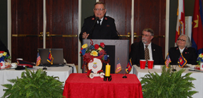 Salvation Army holds annual meeting, awards ceremony