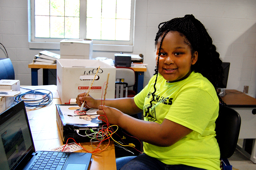 Local students compete in annual TechBlitz