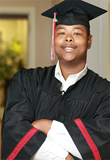 Recent GCHS grad to attend leadership program in D.C.