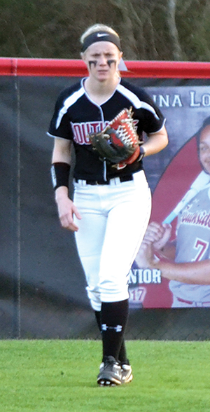 Southside's Coker leads off All-Messenger softball team