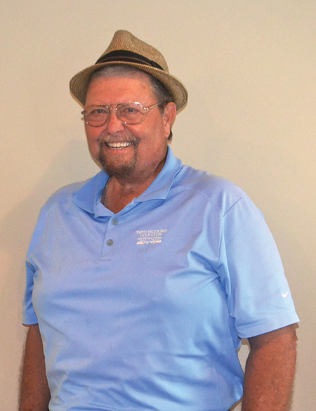 Longtime Gadsden State announcer gearing up for another year