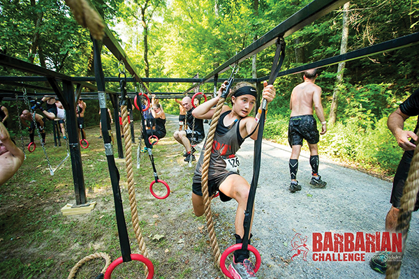 Local teen to race in obstacle course championship