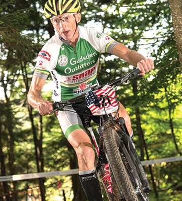 Local cyclist wins fourth straight national championship