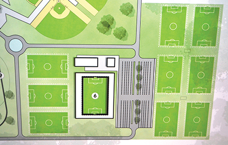 Soccer tournaments slated to kick off local sports complex