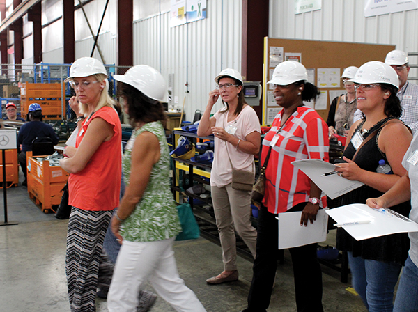 Educators learn about local workforce