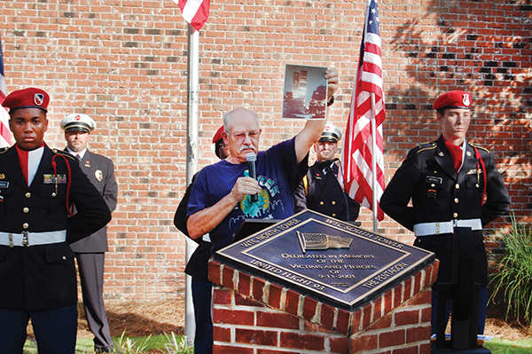Gadsden remembers 9-11 with memorial