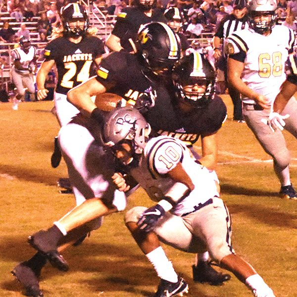 Top-ranked Tigers dispatch Glencoe