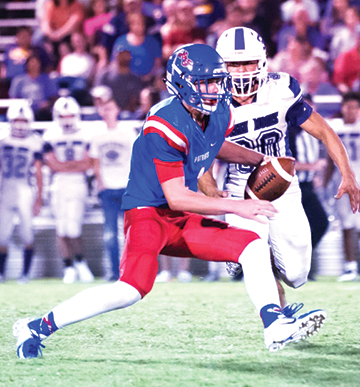 Local players recognized by AHSAA