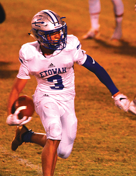 Etowah rallies past Alexandria, moves closer to region title