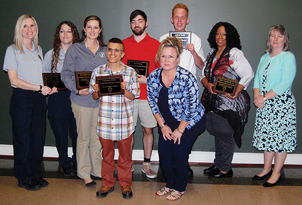 Darden Rehab holds awards luncheon