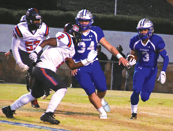 Blue Devils fall to Central Clay County in Class 5A quarterfinals