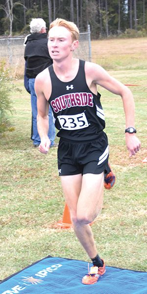 Local runners qualify for state cross country meet