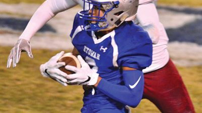 Local football players recognized