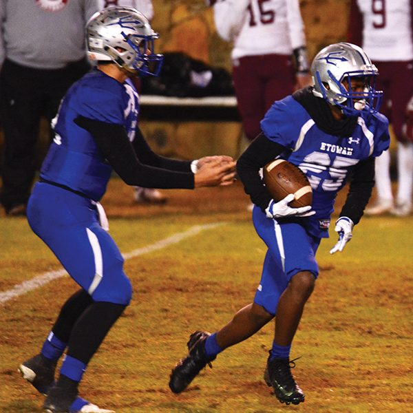 Top-ranked Blue Devils blank Guntersville in first round