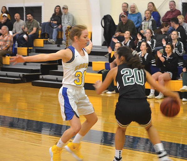 Lady Conquerors storm past Faith Christian