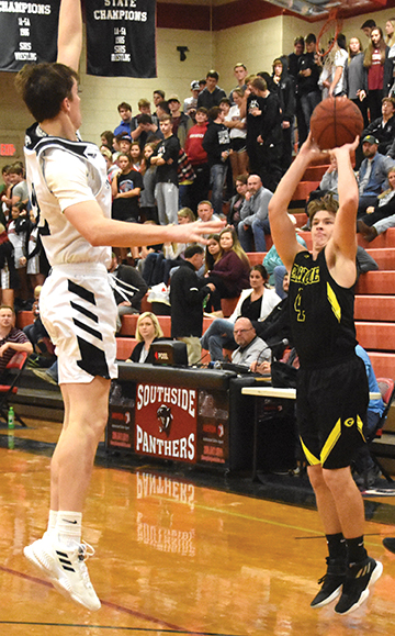 Southside dispatches Yellow Jackets, 51-37