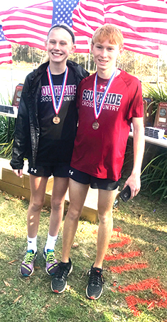 Heavy dose of crimson on All-Etowah County cross country