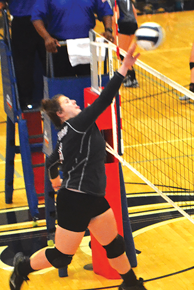 Southside's Williams highlights All-Etowah County volleyball